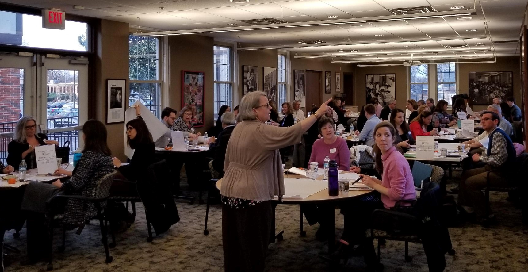 2019 FREML Half Day Summit with Lilly School of Philanthropy